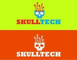 #22 for Logo for skulltech.com.au by polasmd995