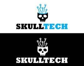 #41 for Logo for skulltech.com.au by polasmd995