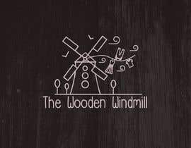 #76 for Wooden WIndmill Logo Design by ratax73