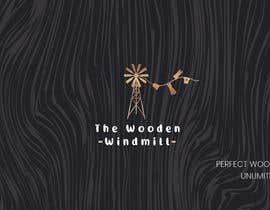 #83 for Wooden WIndmill Logo Design by redwanmunna52