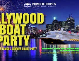 #29 for Designing Creatives for Bollywood Boat Cruise Party by amit1sadukha