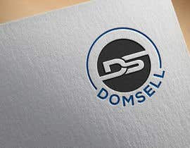 #446 for Logo Design Domsell.it by xiebrahim97
