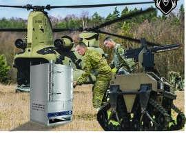 Nro 11 kilpailuun make the machines look 3D and suitable for ARMY käyttäjältä kthyadi7779