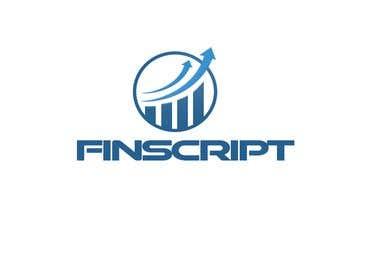 ashishrana806 tarafından Logo design for Financial & Accounting Services - Finscript - 14/07/2019 16:23 EDT için no 26