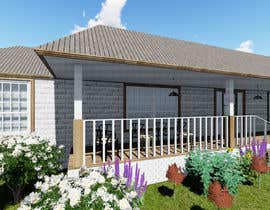 #28 untuk House Front Design - Farmstyle oleh OmarELDerby