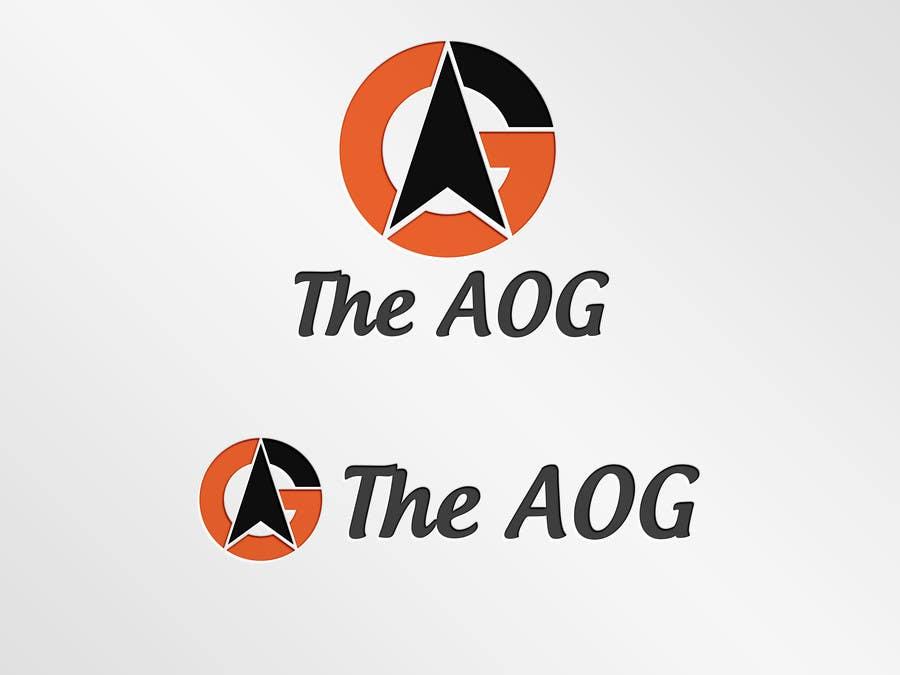 Penyertaan Peraduan #                                        7                                      untuk                                         We are looking for a modern & original logo for AOG