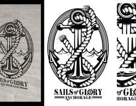 #23 für Sails of Glory Anchorage logo von crayonscrayola
