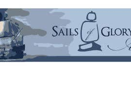 #14 for Sails of Glory Anchorage logo af jennytattoobardc