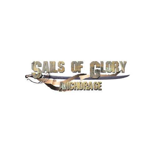 #7 for Sails of Glory Anchorage logo by tencing