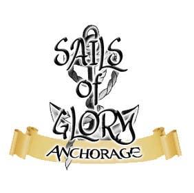 #10 para Sails of Glory Anchorage logo de tencing