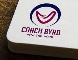 "#17 for I need a logo for my business. I am an aspiring motivational speaker so on my videos and motivational post i would like to have a logo that reads ""Coach Byrd With the word"" preferred ""Coach Byrd"" to be bigger than ""with the word"". by mouhammedkaamaal"