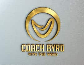"#19 for I need a logo for my business. I am an aspiring motivational speaker so on my videos and motivational post i would like to have a logo that reads ""Coach Byrd With the word"" preferred ""Coach Byrd"" to be bigger than ""with the word"". by mouhammedkaamaal"