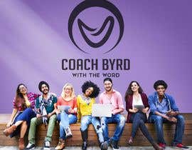 "#20 for I need a logo for my business. I am an aspiring motivational speaker so on my videos and motivational post i would like to have a logo that reads ""Coach Byrd With the word"" preferred ""Coach Byrd"" to be bigger than ""with the word"". by mouhammedkaamaal"
