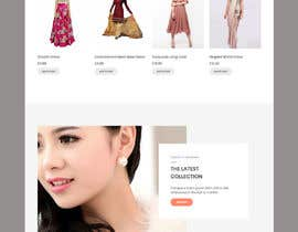 #18 for Build me a shoes e-commerce website af hosnearasharif