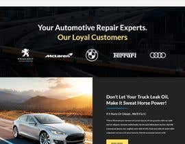 #19 for website for automotive repair shop by tajenul