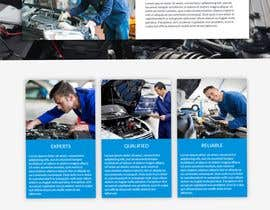 #15 for website for automotive repair shop by indevdesign