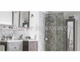 Nro 15 kilpailuun Bathroom wall mosaic design käyttäjältä farhanajahan49