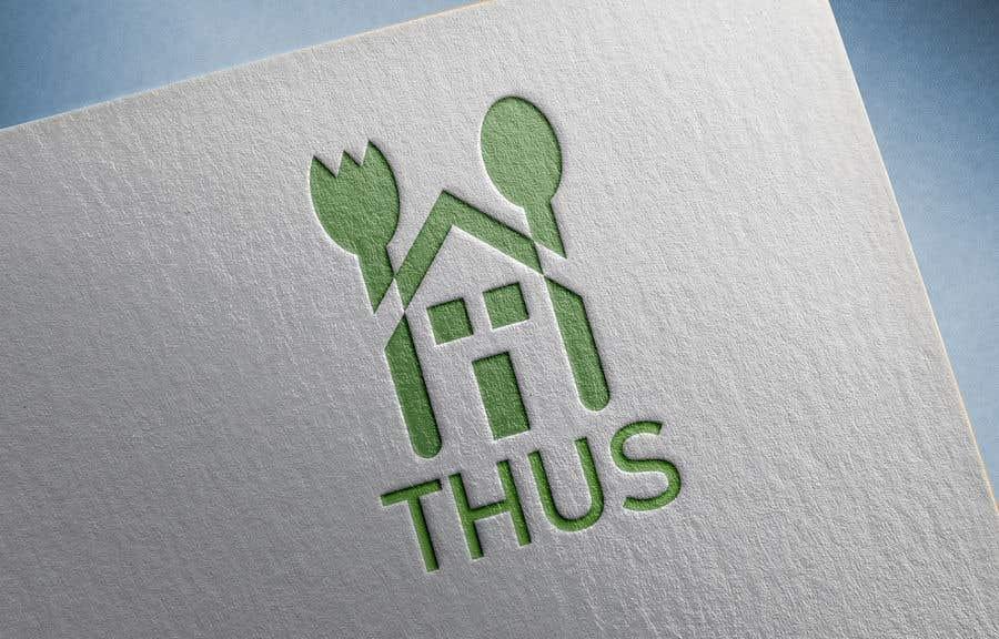 Bài tham dự cuộc thi #119 cho Restaurant Logo Thús