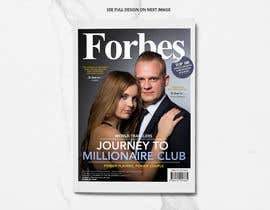 #9 for Create a Forbes magazine poster. af Joe6504