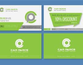 #197 for Business Card Design af zumurislam15
