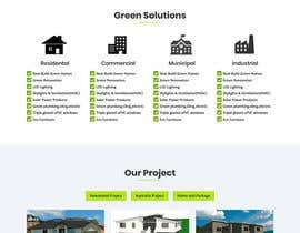 #9 for Build a responsive, one-page website. af akterfr