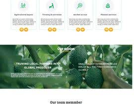 #29 for Build a responsive, one-page website. af poroshsua080