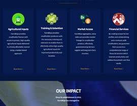 #36 for Build a responsive, one-page website. af abhijitmondalcse