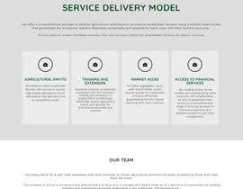 #37 for Build a responsive, one-page website. af Tofajjalhossain