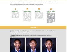#21 for Build a responsive, one-page website. af vw6377652vw