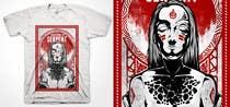T-shirt Design - Ongoing Work For the Winner için Graphic Design39 No.lu Yarışma Girdisi