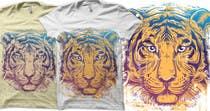 T-shirt Design - Ongoing Work For the Winner için Graphic Design31 No.lu Yarışma Girdisi