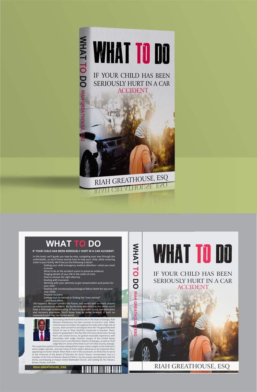 Kilpailutyö #29 kilpailussa Design a CreateSpace/Kindle-friendly book cover