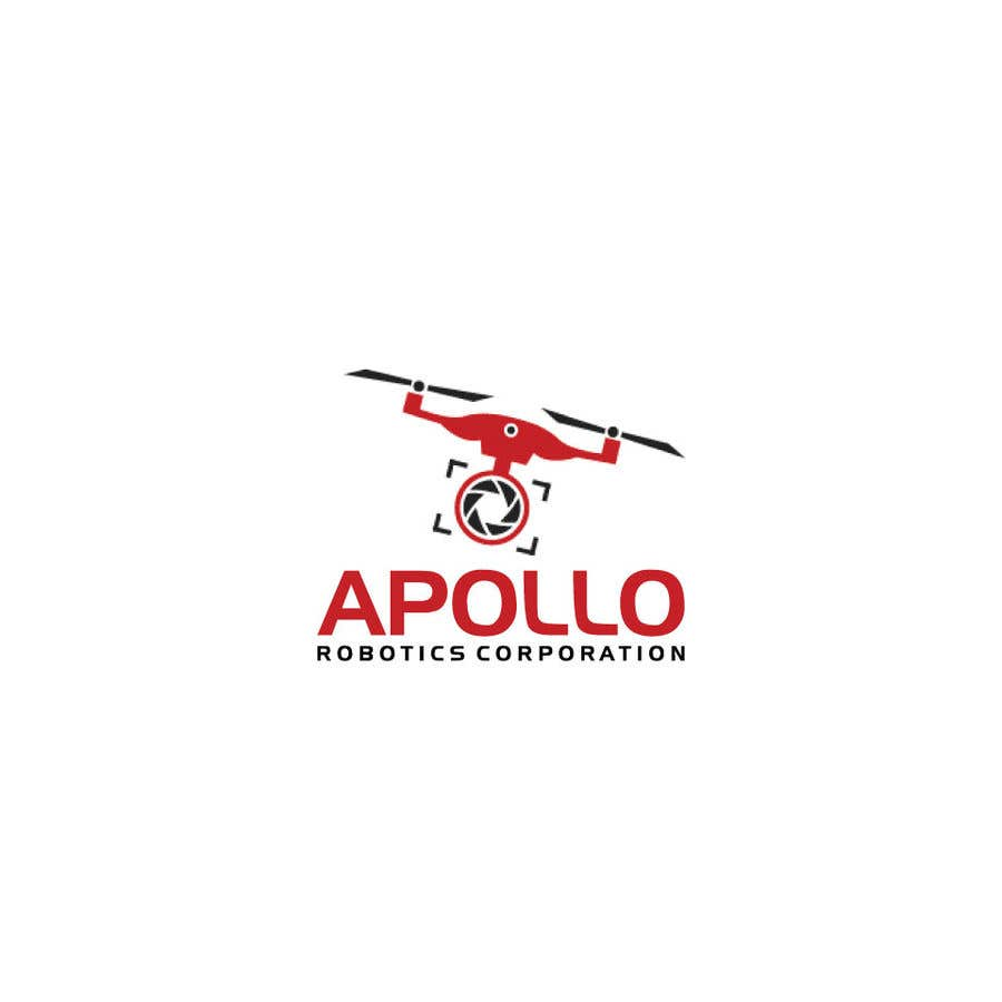 Penyertaan Peraduan #384 untuk New Logo for Apollo Robotics