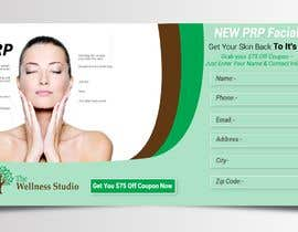youshohag799 tarafından Facebook Ad for $75.00 Coupon off of PRP Facial için no 2