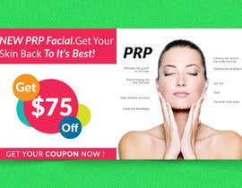 jakariahossainm tarafından Facebook Ad for $75.00 Coupon off of PRP Facial için no 4