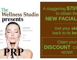 carlofreelancing tarafından Facebook Ad for $75.00 Coupon off of PRP Facial için no 8