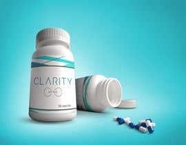 Nro 90 kilpailuun Label design for pharmaceutical bottle käyttäjältä rogeriolmarcos