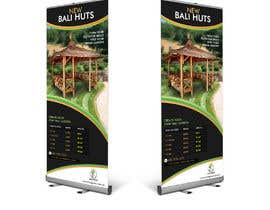 #27 for design a pull up banner by balajiramadoss