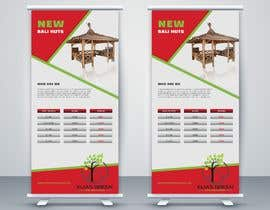 #26 for design a pull up banner by mdziakhan