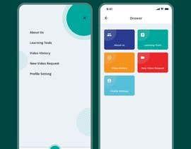 #68 cho Video Recording App UI  Design bởi wayannst