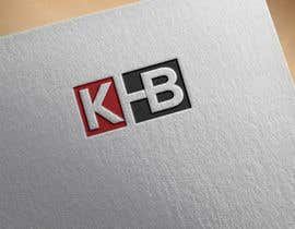 #26 untuk I am a hair company that sell hair. The name of my hair company is KHB (Kitha Hair Boutique). I need a logo design I want the letter KHB to stand out. I prefer colors Pink, Gold, & Black or Red, Gold, & Black. oleh graphicrivar4