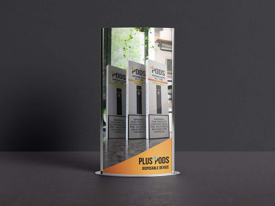 Contest Entry #94 for Render product images and Design two tabletop displays for trade show