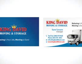 49 Design Business Cards Flyers For Moving Company 来自cristinadpi