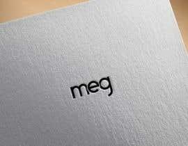 """Nro 307 kilpailuun Need a logo design with """"MEG"""" text käyttäjältä MATLAB03"""
