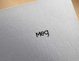 "#347 untuk Need a logo design with ""MEG"" text oleh MATLAB03"