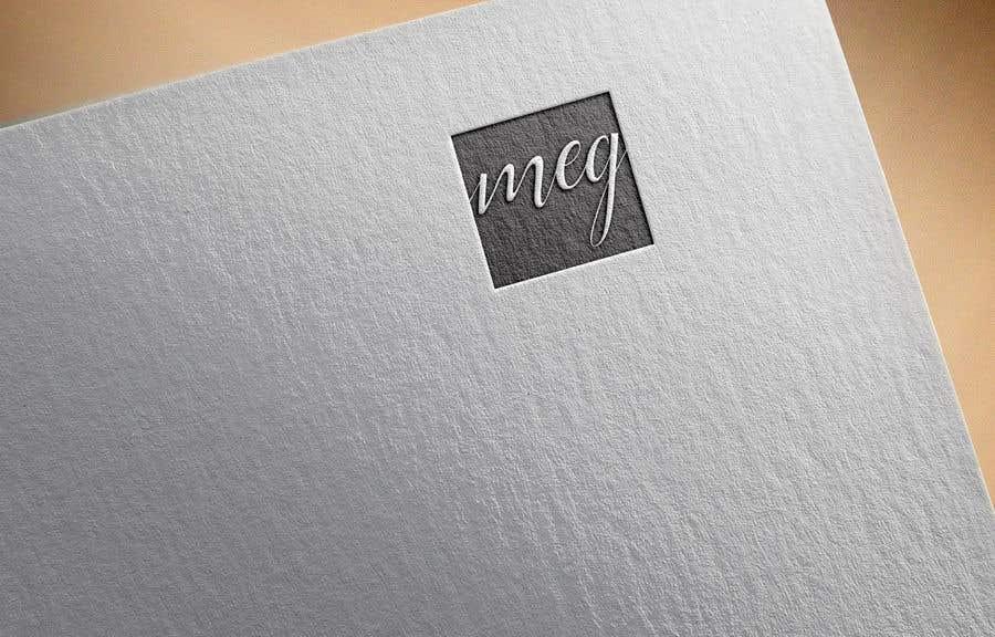 """Penyertaan Peraduan #258 untuk Need a logo design with """"MEG"""" text"""
