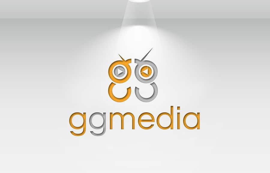 Bài tham dự cuộc thi #348 cho Design a Logo for GG Media