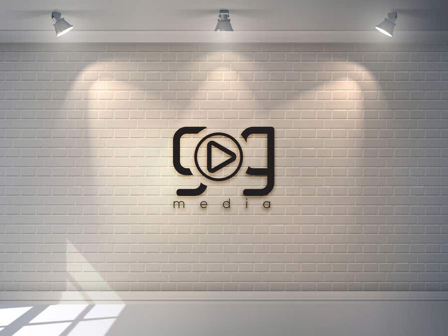Bài tham dự cuộc thi #407 cho Design a Logo for GG Media