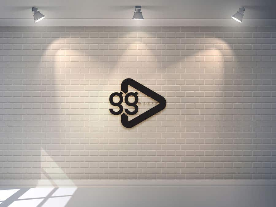 Bài tham dự cuộc thi #418 cho Design a Logo for GG Media