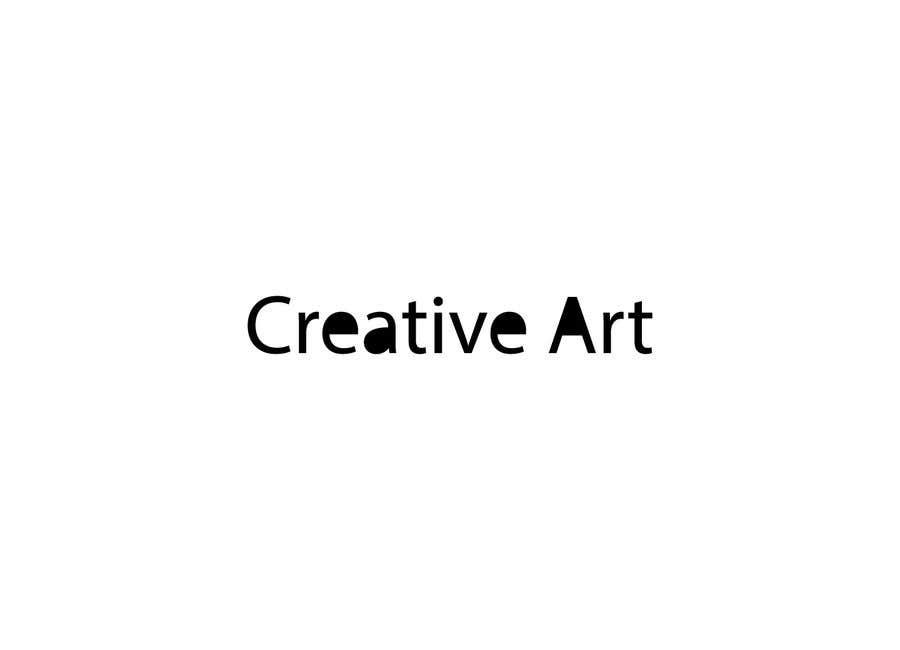 Penyertaan Peraduan #4 untuk Logo for Creative Art